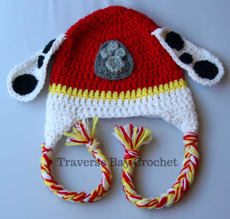 Crochet Hat Pattern 3 Year Old