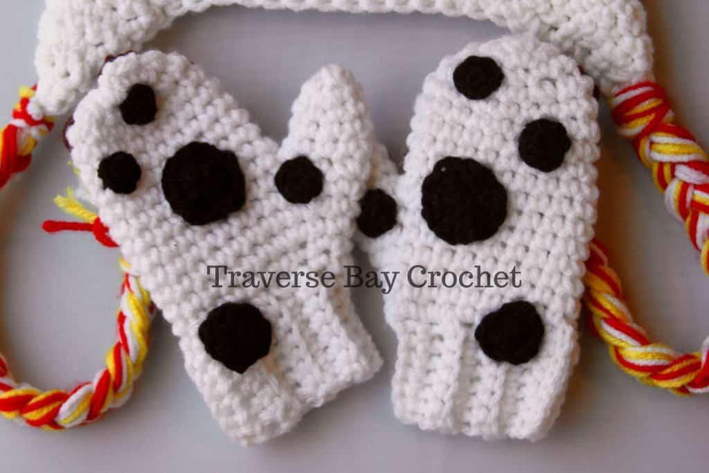 crochet paw patrol marshall free pattern