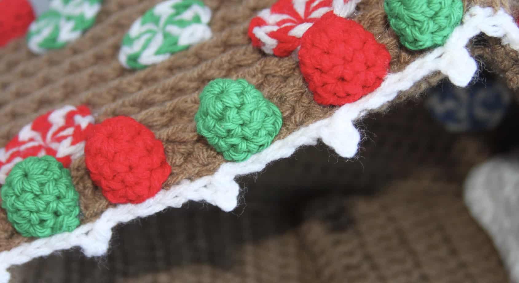 crochet gum drops free pattern