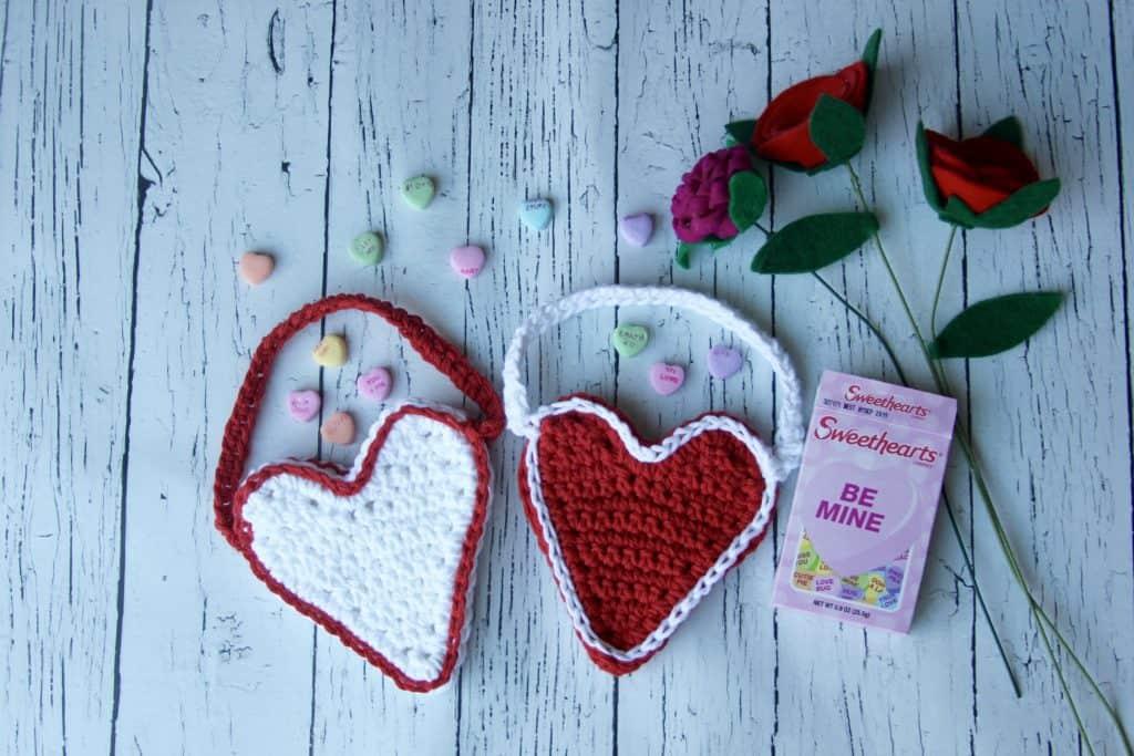 crochet Valentine's free pattern