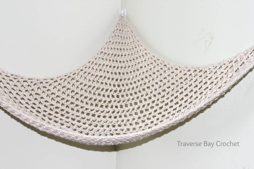 crochet net hammock