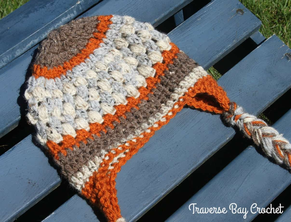 crochet toddler hat free pattern