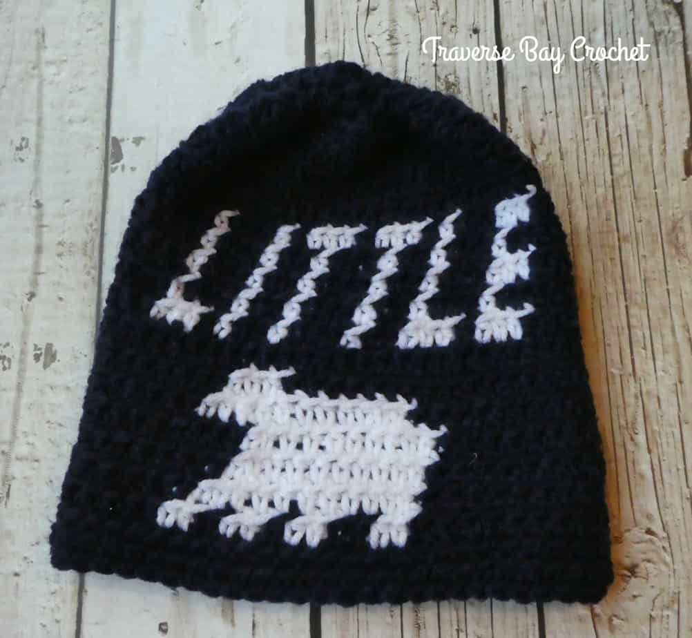 child crochet bear hat free pattern