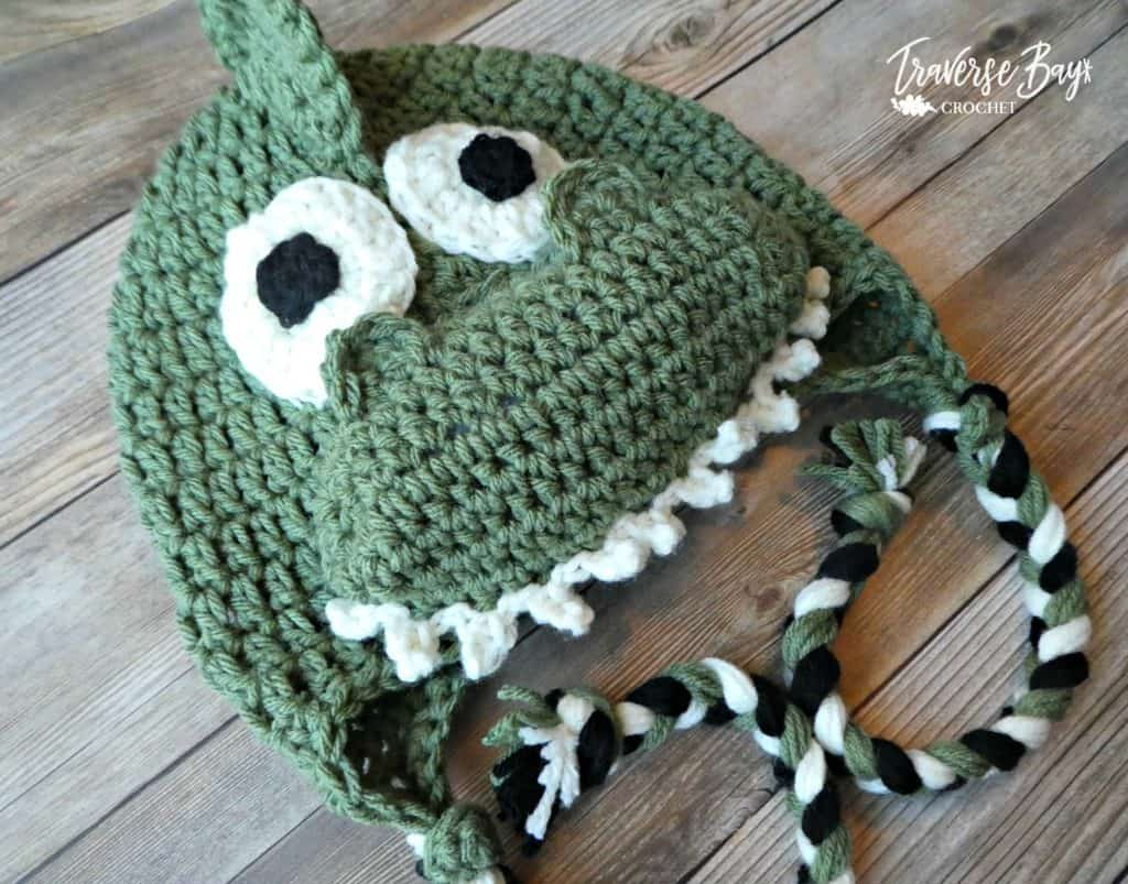 crochet dinosaur free pattern