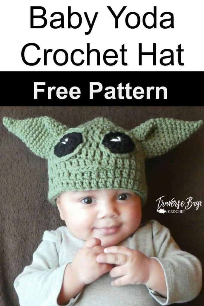 crochet yoda hat free pattern