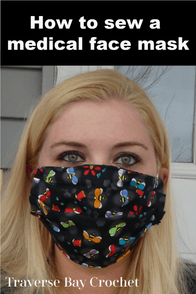 easy sewn face mask pattern