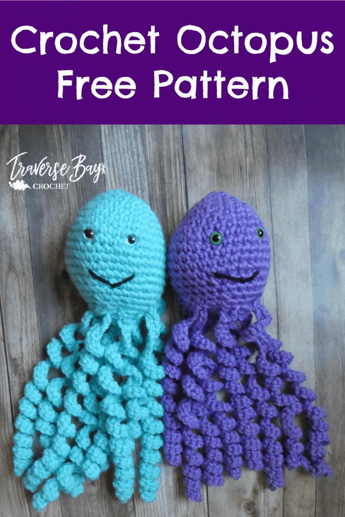 crochet octopus toy free pattern