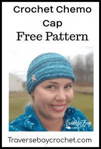 crochet chemo cap free pattern
