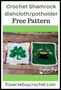 crochet pot of gold free pattern